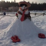 Mexican Snowman = Stony Brook Middle School 8th Grade
