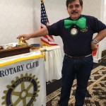 Frank Garcia - St. Patrick Day Meeting March 17, 2016