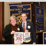 Monterey CA Rotary Meeting - Feb 18, 2016 - Banner Exchange