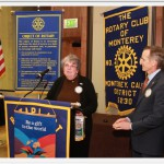 Monterey CA Rotary Meeting - Feb 18, 2016 - Water Project talk