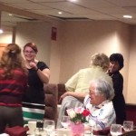 Westford Rotary and Cameron Senior Center Winter Luncheon 8